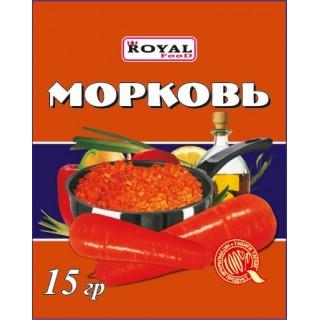 Морковь 15 г