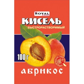 Кисель абрикос 100 г
