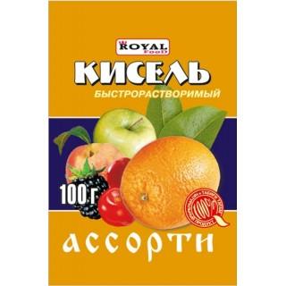 Кисель ассорти 100 г