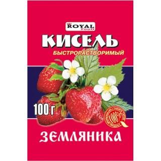 Кисель земляника 100 г