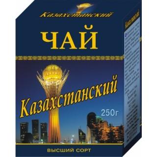 Чай Казахстанский черный гранулированный кенийский 250 г