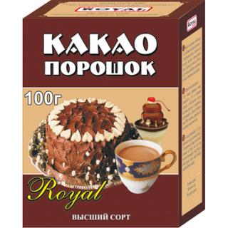Какао порошок 100 г