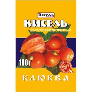 Кисель клюква 100 г