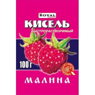 Кисель малина 100 г