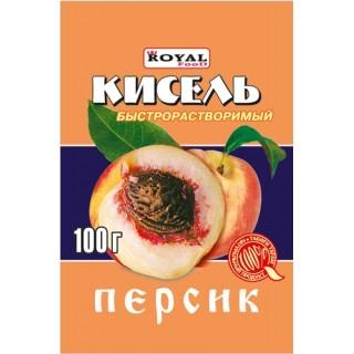 Кисель персик 100 г