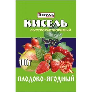 Кисель плодово - ягодный 100 г