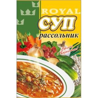 Суп рассольник 60 гр (± 5 гр)